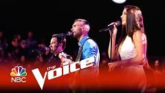 The Joker (The Voice 2015) - Adam Levine , Deanna Johnson , Joshua Davis
