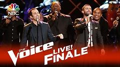 Diamonds On The Soles Of He (The Voice 2015:Live Finale) - Joshua Davis , Adam Levine