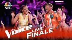 We Can Work It Out (The Voice 2015:Live Finale) - Koryn Hawthorne  ft.  Pharrell Williams