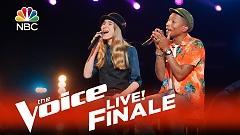 Summer Breeze (The Voice Performance) - Sawyer Fredericks  ft.  Pharrell Williams