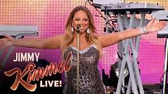 Vision Of Love/ Infinity (Live On Jimmy Kimmel Live) - Mariah Carey