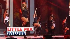 Salute (Live At The Jingle Bell Ball 2015) - Little Mix