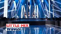 Wings (Live At The Jingle Bell Ball 2015) - Little Mix