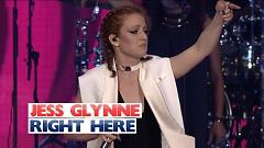 Video Right Here (Live At The Jingle Bell Ball 2015) - Jess Glynne