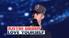 Love Yourself (Live At The Jingle Bell Ball 2015) - Justin Bieber