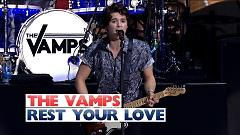 Rest Your Love (Live At The Jingle Bell Ball 2015) - The Vamps