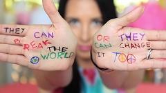 Hands - A Song for Orlando (Lyric Video) - Britney Spears  ft.  Pink  ft.  Gwen Stefani  ft.  Selena Gomez  ft.  Mary J. Blige  ft.  Meghan Trainor