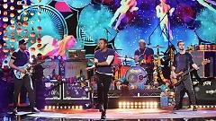 Hymn For The Weekend (The BRIT Awards 2016) - Coldplay