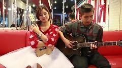 Chiếc Khăn Gió Ấm (Cover) - Hoàng Yến Chibi  ft.  Duy Quang