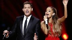 Santa Claus Is Coming To Town (Michael Buble's Christmas In New York 2014) - Michael Bublé , Ariana Grande