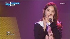 Beside Me (161015 Music Core) - Davichi