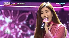 Love Is (161019 Show Champion) - Davichi