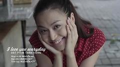 I Love You Everyday (Thần Tượng OST) - Ngô Kiến Huy