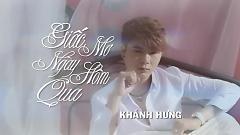 Giấc Mơ Ngày Hôm Qua (Trailer) - Khánh Hưng