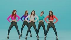 Video UP & DOWN - Exid