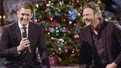 Home (Christmas Version) - Blake Shelton,Michael Bublé