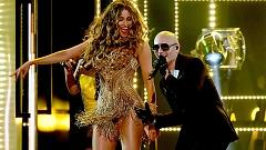 Video El Taxi, Bad Man (Grammy Awards 2016) - Pitbull , Robin Thicke , Travis Barker