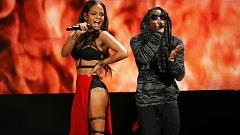 Start A Fire (American Music Awards 2014) - Lil Wayne  ft.  Christina Milian