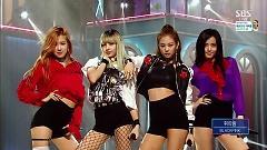 Video Whistle (0814 SBS Inkigayo) - Black Pink