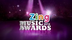 Video Zing Music Awards 2014 - Various Artists