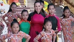 Mùa Xuân Hạnh Phúc - Phi Nhung  ft.  Bé Thu Hiền  ft.  Bé Thiên Ngân