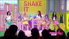 Shake It (Comeback Stage) - SISTAR