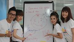 Sao Đồng Hành Cùng Cho Em Nụ Cười - Various Artists