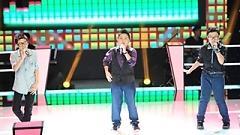 Gánh Hàng Rau (Giọng Hát Việt Nhí 2013) - Nguyễn Cao Khánh  ft.  Cao Đức Anh  ft.  Trần Ông Minh Triết