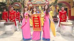 Chúc Xuân 12 Con Giáp - Trendy Girls Band