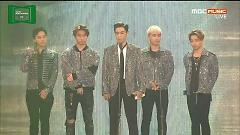Video Bang Bang Bang & Sober & Fantastic Baby (Melon Music Awards) - BIGBANG