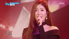 Beside Me (161022 Music Core) - Davichi