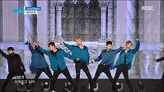 Love Paint (0910 MBC Music Core) - NU'EST