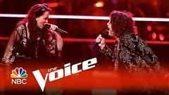 Video Gimme Shelter (The Voice 2015 Battle) - Sarah Potenza, Hannah Kirby
