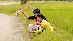 Video Liên Khúc Về Quê - Lê Sang,Dương Hồng Loan