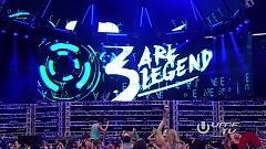 Video 3 Are Legend (Live At Ultra 2015) - Dimitri Vegas & Like Mike , Steve Aoki