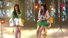 Video Turtle & Just The Two Of Us (130323 Music Core) - Davichi