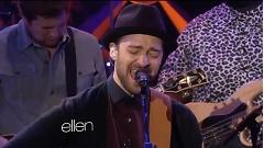 What Goes Around... Comes Around (Acoustic Version Live At Ellen Show) - Justin Timberlake