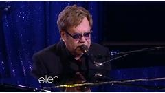 Home Again (Live At Ellen Show) - Elton John