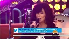 Woman's World (Live OnToday Show) - Cher