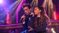 Video Popular Song (Live At Dancing With The Stars) - Mika , Ariana Grande