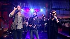 Compass (Late Show With David Letterman) - Lady Antebellum