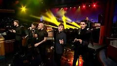 We Own The Night (Late Show With David Letterman) - The Wanted