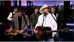 Blacktop (Late Show With David Letterman) - Alan Jackson