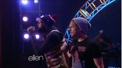 Rough Water (Live At The Ellen Show) - Travie McCoy  ft.  Jason Mraz
