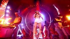 Video I Need Your Love & Burn (Live At BRIT Awards 2014) - Ellie Goulding