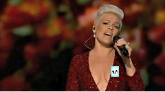 Somewhere Over The Rainbow (Live Performance At The Oscars 2014) - Pink