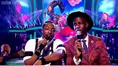 Pure Imagination (The Voice UK 2014) - Will.i.am , Jermain Jackman