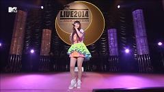 Video Heart Moving (Sailor Moon:The 20th Anniversary Memorial Tribute MTV Live 2014) - Shoko Nakagawa