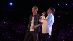Get Her Back (Live At The Voice US 2014) - Josh Kaufman , Robin Thicke