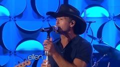 Keep On Truckin (Live At The Ellen Show) - Tim McGraw
